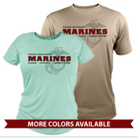 _Performance Shirt: Honor, Courage, Commitment - Family