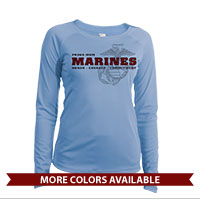 _Long Sleeve Shirt (Ladies, Solar): Core Values - Family