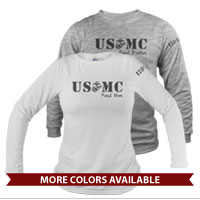 _Long Sleeve Shirt (Unisex): USMC EGA Family