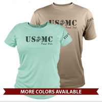 _Performance Shirt: USMC EGA Family
