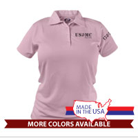 _Polo (Ladies): USMC EGA Family