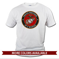 _T-Shirt (Unisex): USMC Seal Family