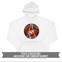 _Sweatshirt or Hoodie: USMC Seal Family