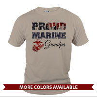_T-Shirt (Unisex): Proud Family Flag - Choose Affiliation