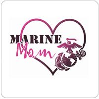 Marine Mom Svg