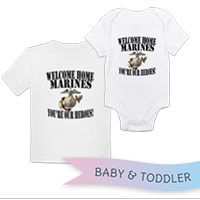 _T-Shirt/Onesie (Toddler/Baby): Homecoming EGA