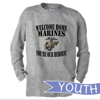 _Youth Long Sleeve Shirt: Homecoming EGA