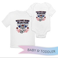 _T-Shirt/Onesie (Toddler/Baby): Homecoming