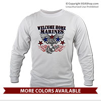 _Long Sleeve Shirt (Unisex): Homecoming