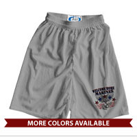 _Athletic Shorts: Welcome Home RWB Stars (Unisex)