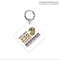 Key Chain: 2014 Marine Corps Birthday