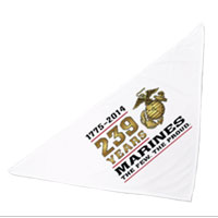 Dog Bandana: 2014 Marine Corps Birthday