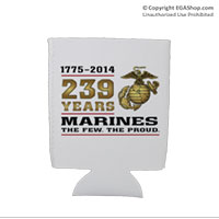 Koozie, Can: 2014 Marine Corps Birthday