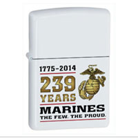Lighter: 2014 Marine Corps Birthday