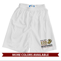 _Athletic Shorts (Unisex): 2014 Marine Corps Birthday