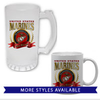 Mugs & Steins: 2015 Marine Corps Birthday