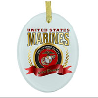 Ornament: 2015 Marine Corps Birthday