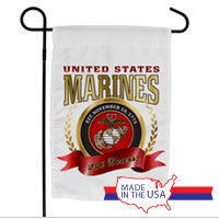 Garden Flag: 2015 Marine Corps Birthday