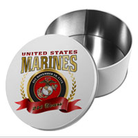 Gift Tin: 2015 Marine Corps Birthday