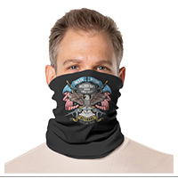 Gaiter Face Mask: Veterans