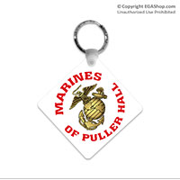 Key Chain: Puller Hall