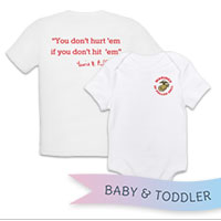 _T-Shirt/Onesie (Toddler/Baby): Puller Hall