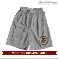 _Athletic Shorts (Unisex): Puller Hall