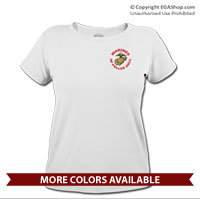 _T-Shirt (Ladies): Puller Hall