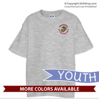 _T-Shirt (Youth): Puller Hall