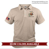_Polo (Unisex): 5th LOGCAP Support Battalion
