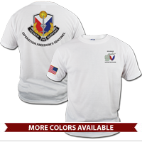 _T-Shirt (Unisex): 4th LOGCAP Support Battalion