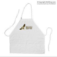 Apron: WII Warrior Support Team