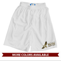 _Athletic Shorts (Unisex): WII Warrior Support Team