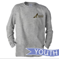 _Youth Long Sleeve Shirt: WII Warrior Support Team