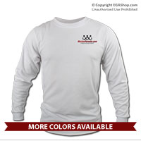 _Long Sleeve Shirt (Unisex): Marine Parents