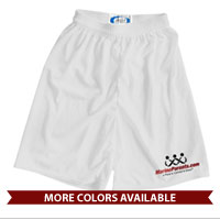 _Athletic Shorts: (Unisex) MarineParents