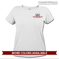_T-Shirt (Ladies): MarineParents