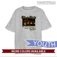 _T-Shirt (Youth): Silent Night