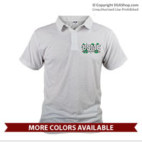 _Polo: USMC Shamrocks (Unisex)