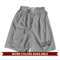 _Athletic Shorts: USMC Shamrocks (Unisex)