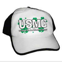 Cap: USMC Shamrocks