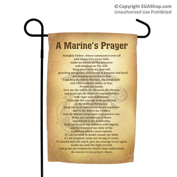 A Marine's Prayer