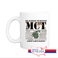 Mug (Made in USA): SemperToons - Survived MCT
