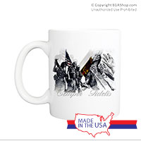 Mug (Made in USA): SemperToons - Semper Fidelis