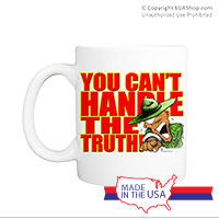 Mug (Made in USA): SemperToons - The Truth