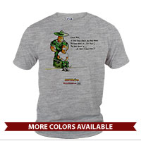 _T-Shirt (Unisex): SemperToons - Dear Mom