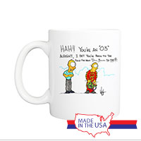 Mug (Made in USA): SemperToons -  03