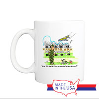 Mug (Made in USA): SemperToons -  40 Clicks