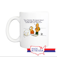 Mug (Made in USA): SemperToons -  Good Initiative