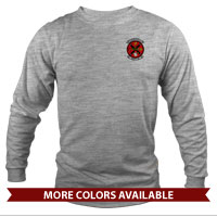_Long Sleeve Shirt (Unisex): MALS 16